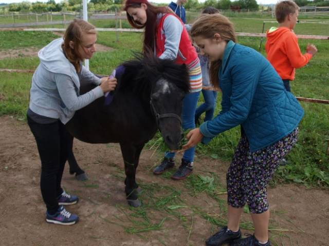 Jaunieši viesojās Durbes novada lauku saimniecībās