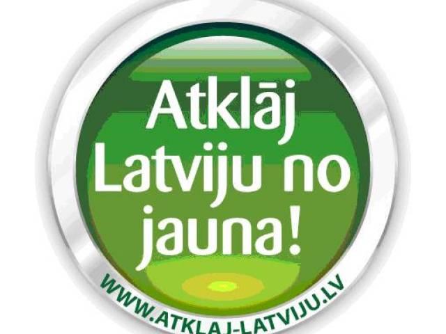 Izveidots Latvijas skaistāko vietu videostāsts