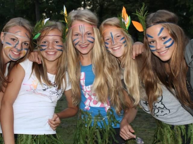 Bērnu un jauniešu vasaras nometņu konkurss
