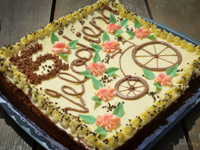 15. velodiena aizvadīta ar torti un sēņu zupu