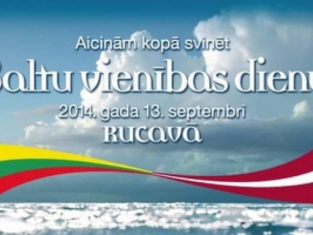 Pasākumi par godu Baltu vienības dienai Rucavā