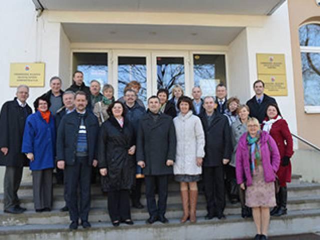 Kurzemes pašvaldību pārstāvji iepazīst kaimiņvalstu pieredzi