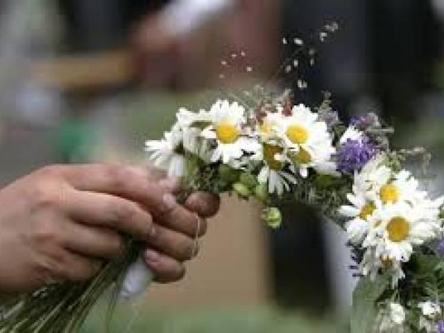 Vasaras saulgriežu ielīgošanas svētki Nīkrācē