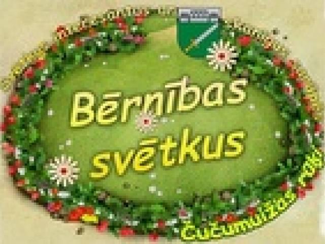 Bērnības svētki Skrundā