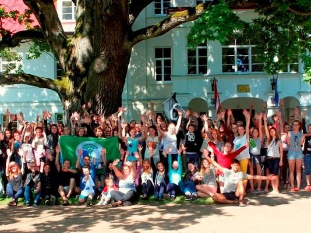 Ekoskolu Klimata forums Mazzalvē