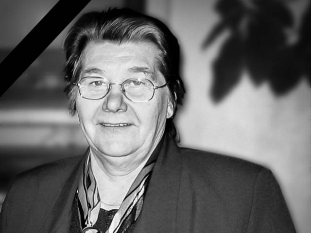 Mūžībā aizgājusi Ārija Oliņa (28.03.1939–19.01.2016)