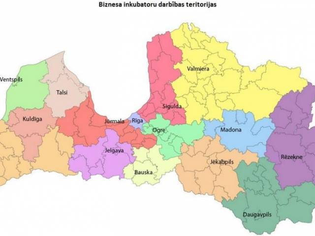 LIAA uzsāk projektu pieņemšanu 15 biznesa inkubatoros visā Latvijā