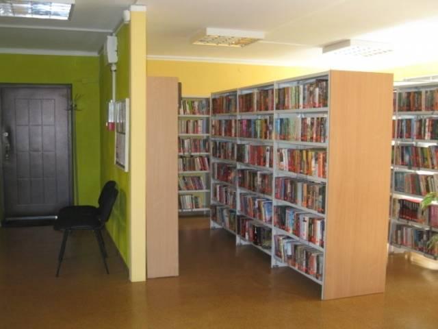 Oktobris Rudbāržu bibliotēkā