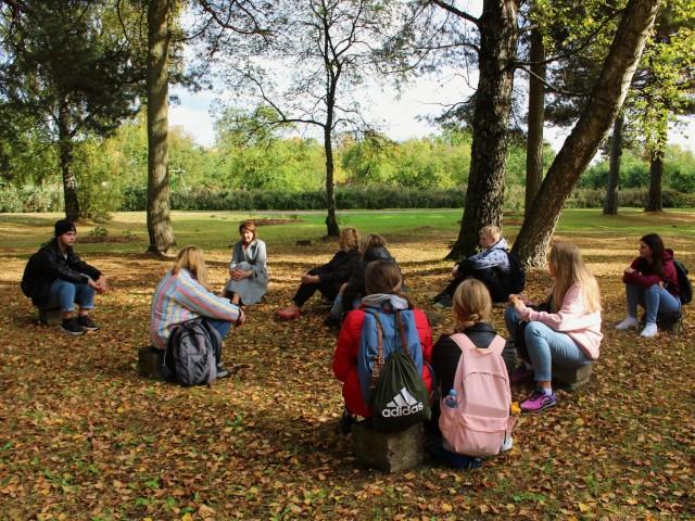 Skolēni dalās idejās par apkārtējās vides uzlabošanu novadā